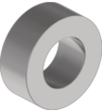 Шайба плоская утолщённая ЦБ DIN 7989